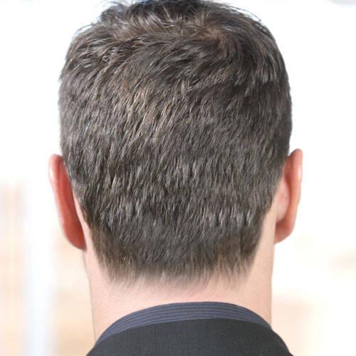 man-haircut
