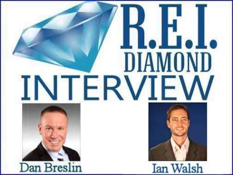 Ian Walsh Featured on the REI Diamonds Weekly Podcast