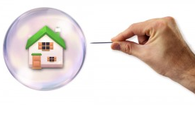 signs of a real estate investment bubble