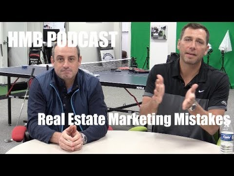 Real Estate Marketing Mistakes