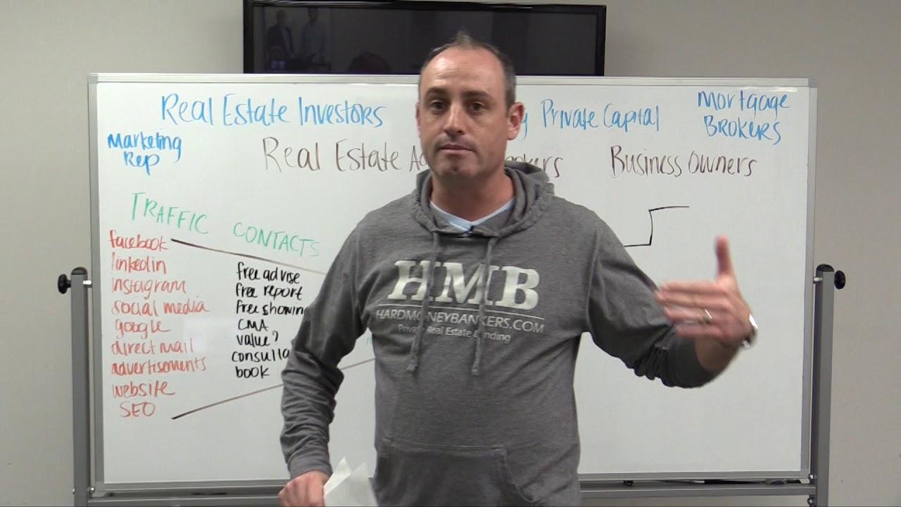 HMB Marketing Funnel