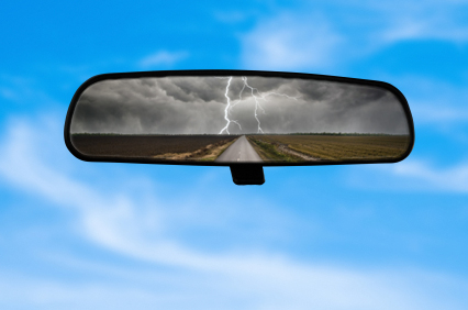 Real Estate Investments in the Rear View Mirror